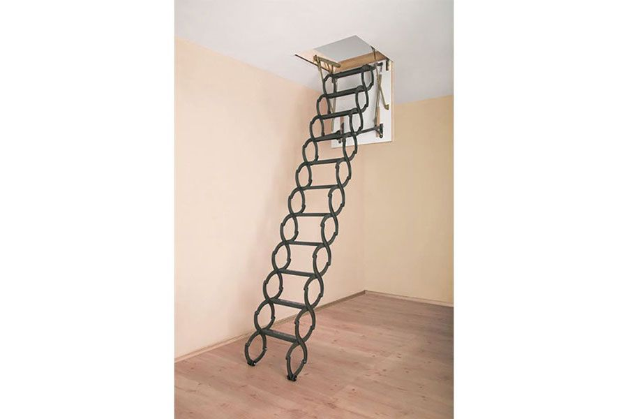 Escalera de tijera - Plásticos Matilla
