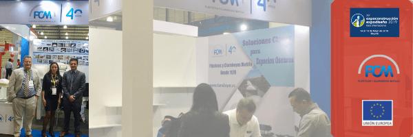 Feria Expodiseño y Expoconstrucción 2019 CORFERIAS Bogotá, Colombia