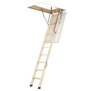 Escalera de techo